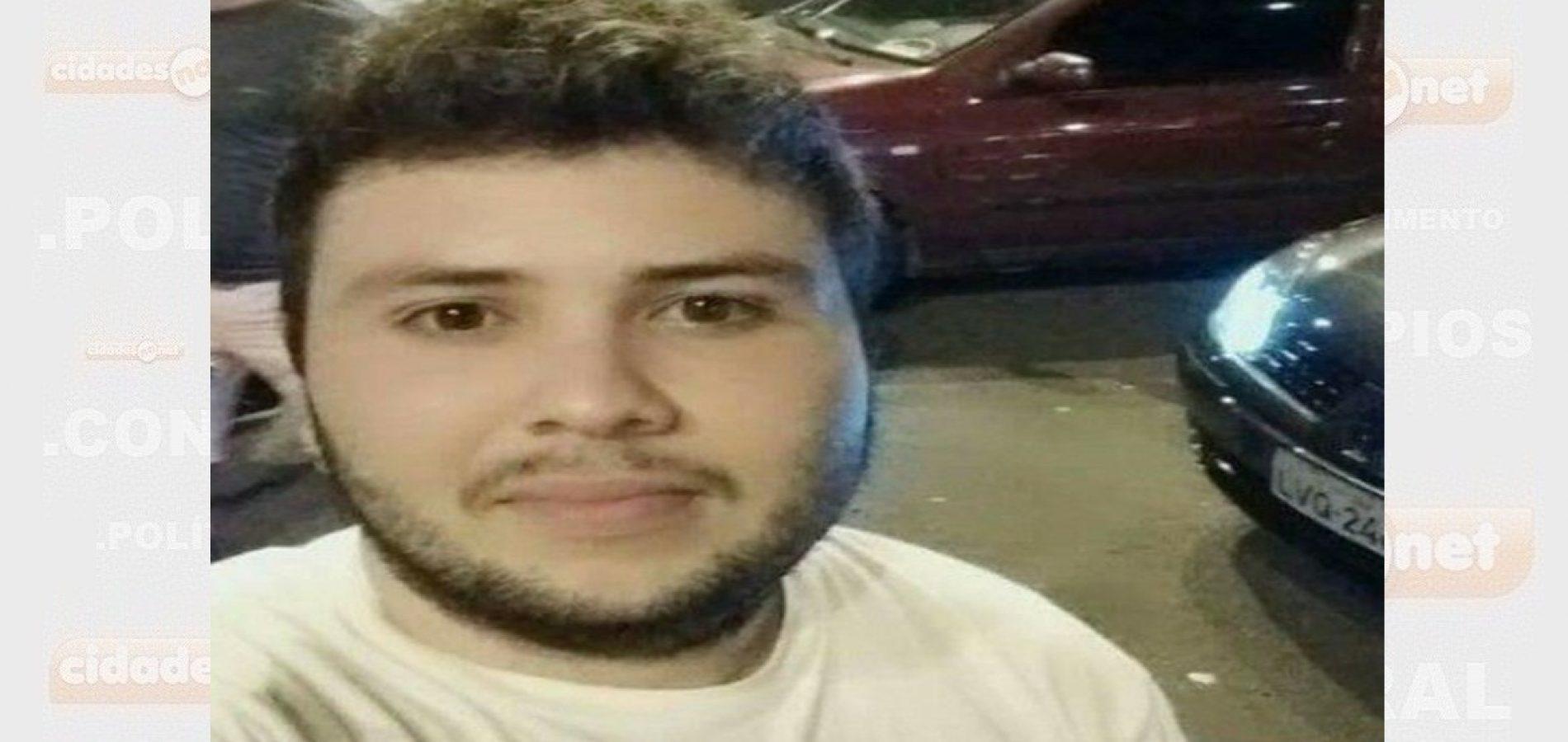 Jovem arrastado por veículo em Teresina tem morte cerebral