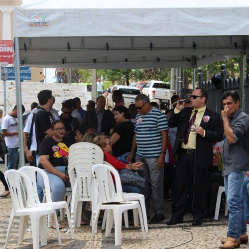 Polícia Civil mantém greve e alega boicote do Sindepol sobre lei do escrivão no PI