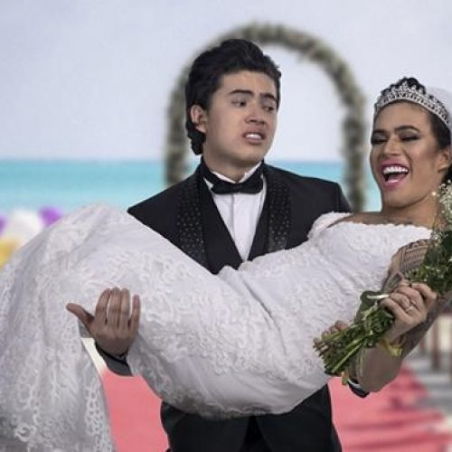"Prestes a ir a Teresina com o show ""Eita, casei!"", Whindersson fala sobre casamento"