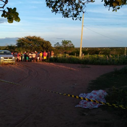 Homem é morto com cinco tiros no interior de Jaicós