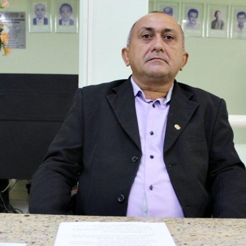 Regularização do pagamento de servidores estaduais é solicitada pelo vereador Divino, em Jaicós