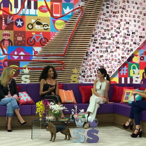 """""""A mulher precisa se manter forte"""", diz Monalysa Alcântara em estreia de programa"""