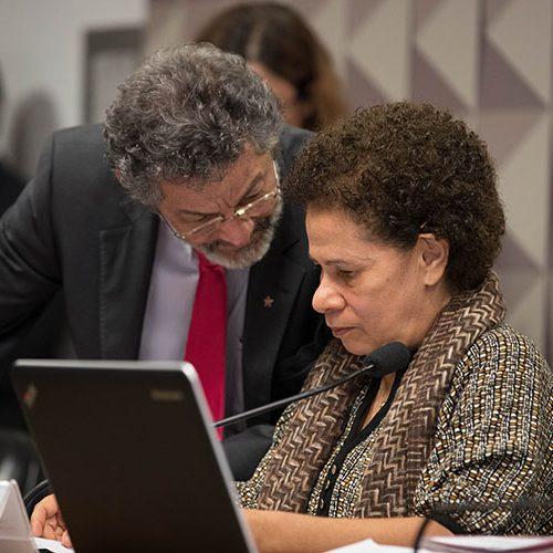 Comissão do Senado constata violação da lei em prisão de Lula