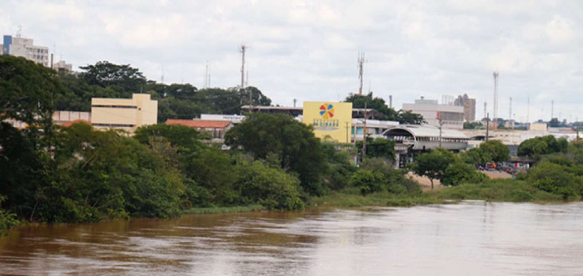 Volume das águas do Rio Parnaíba e Poti começa a cair, revela CPRM