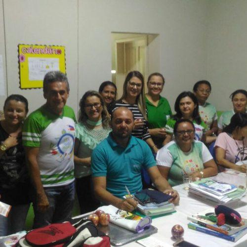 Educação de Geminiano realiza evento e alerta professores sobre importância dos cuidados com a voz