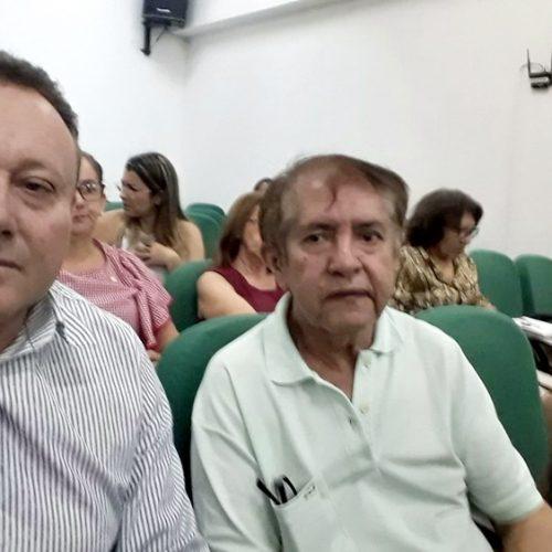 Em Teresina, prefeito de Vila Nova participa de Encontro Formativo da BNCC