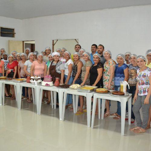 Prefeitura de Jacobina realiza Curso de Culinária em parceria com o SEBRAE