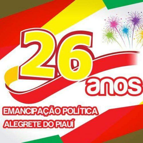 Troca de alimentos por ingressos já está liberada para o show do aniversário de Alegrete do Piauí