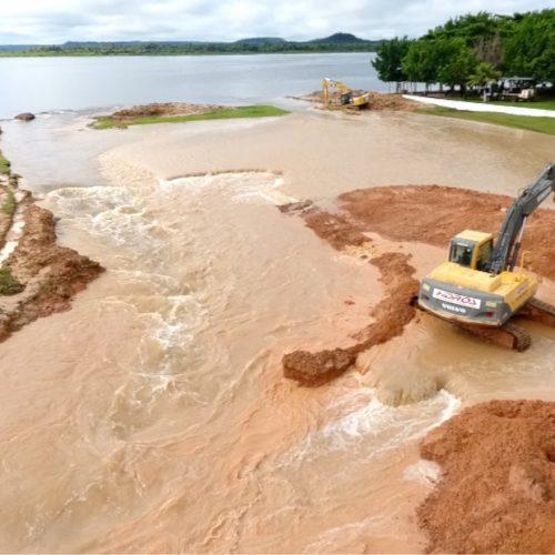 Defesa Civil aumenta alerta para seis cidades após ameaça de rompimento na Barragem do Bezerro