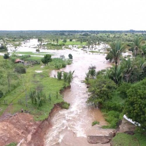 Sobe para 8 número de cidades em alerta por risco de rompimento da Barragem do Bezerro