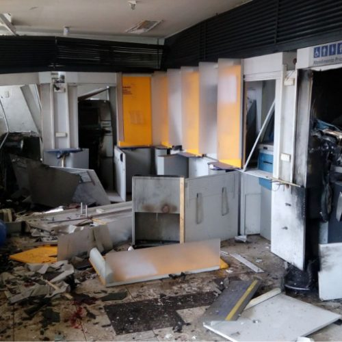 Bandidos explodem 2° banco em apenas uma semana no Piauí