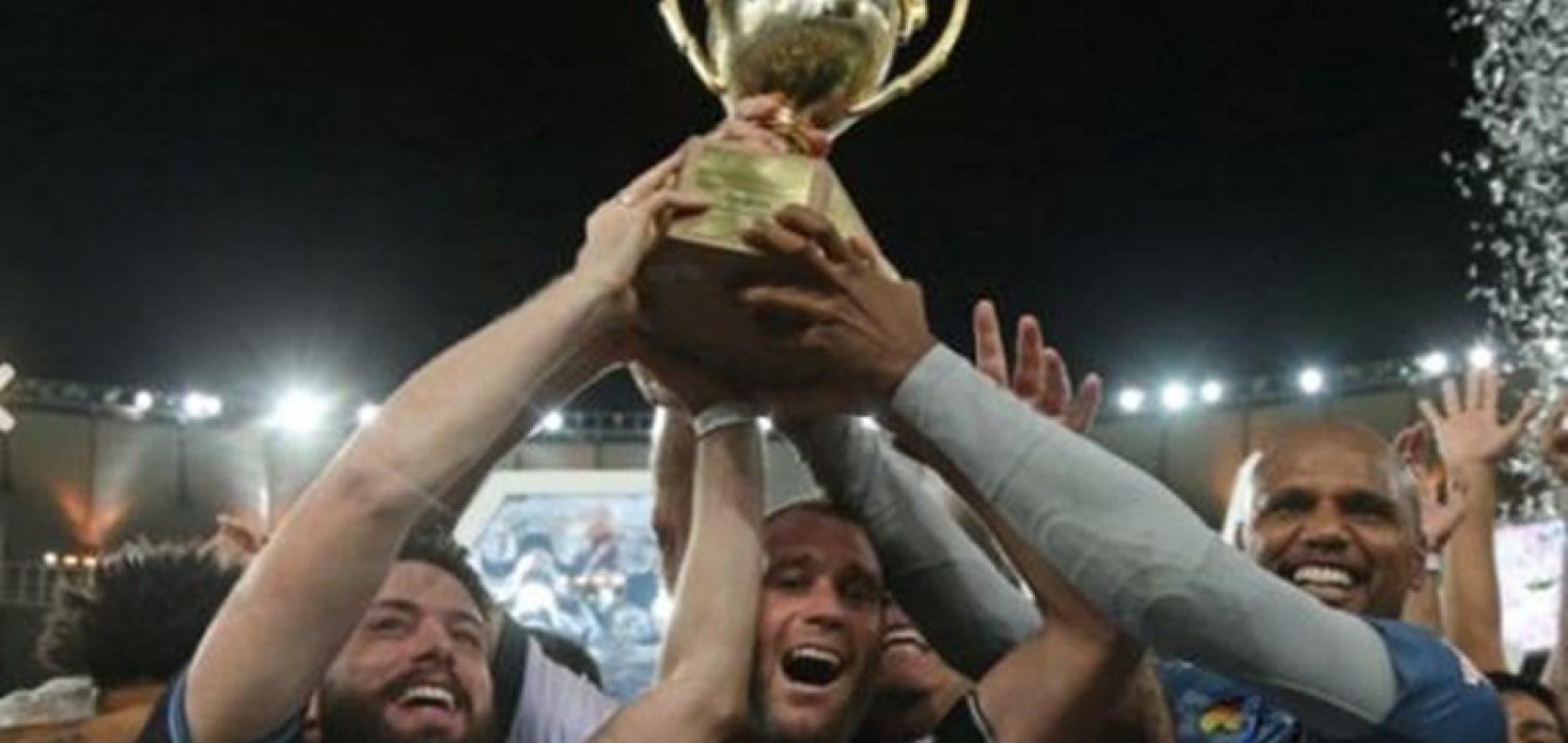 Com gol nos acréscimos e vitória nos pênaltis, Botafogo desbanca Vasco e é campeão carioca