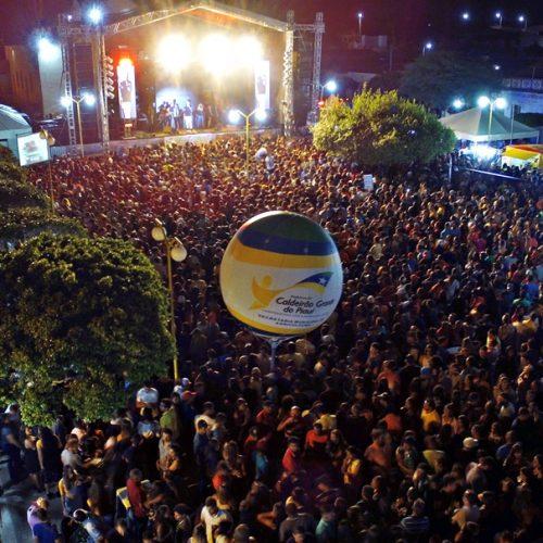 Festa dos 26 anos de Caldeirão Grande do Piauí tem público recorde; veja fotos