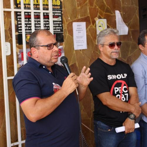 Polícia Civil discute extinção do cargo de escrivão e decide manter greve no PI