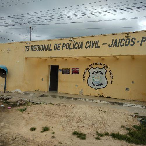 Delegacia de Jaicós adere à paralisação da Polícia Civil no Piauí
