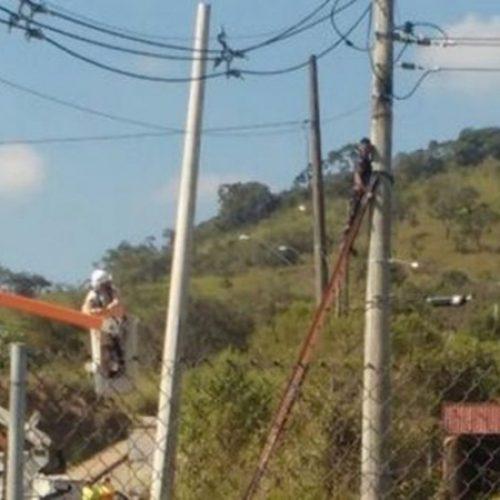 Jovem de Campo Grande do Piauí sobrevive após receber descarga elétrica durante manutenção de poste em SP