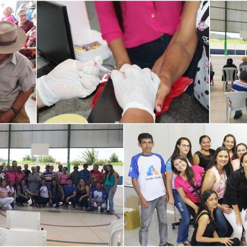 Saúde de Caridade realiza ação de Prevenção e Combate a Hipertensão Arterial