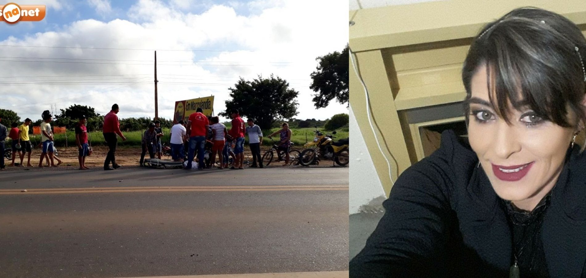 Acidente entre SW4 e motocicleta deixa vítima fatal em Marcolândia