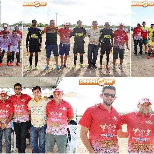 Com investimento de 13 mil, prefeitura inicia Campeonato Municipal de Padre Marcos