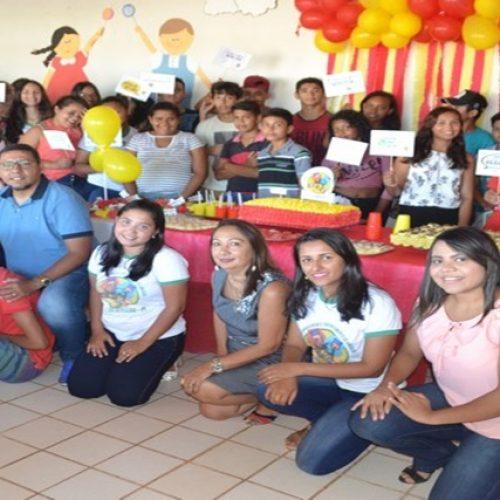 Prefeitura promove atividades em alusão ao Dia do Jovem em Geminiano