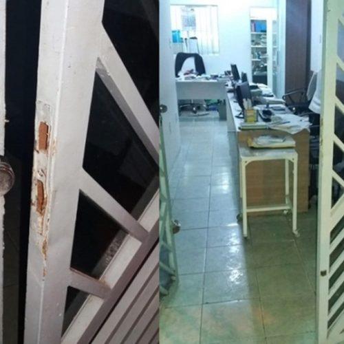 Dupla é presa ao tentar roubar escritório de contabilidade em Picos