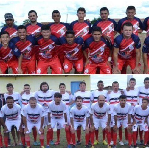 Definidos os finalistas do Campeonato de Futebol de Jacobina do Piauí