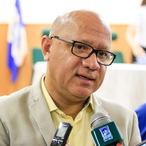 Franzé Silva diz que está preparado para disputar eleição pela 1ª vez