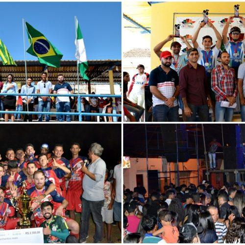 Jacobina do Piauí comemora 26 anos com atividades cívicas, esportivas e shows; veja como foi