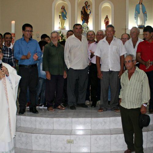 Missa e culto marcam 1º dia de comemorações aos 26 anos de Caldeirão Grande