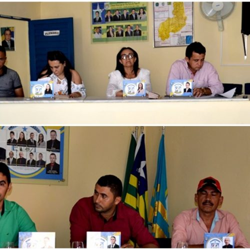 VILA NOVA   Vereadores discursam sobre os trabalhos legislativos na 5ª sessão ordinária; veja!