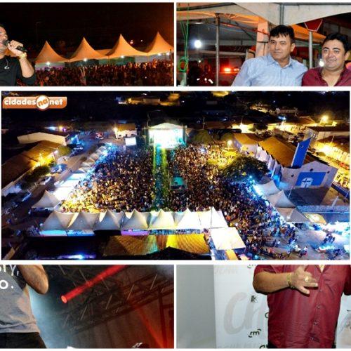 Shows atraem multidão para o 3º dia de festividades do aniversário de Alegrete do PI; veja todas as fotos