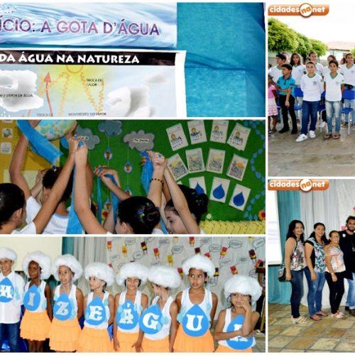 Escolas de Fronteiras realizam etapa municipal da 5ª Conferência Nacional Infanto Juvenil do Meio Ambiente