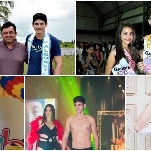 Conheça a história do jovem modelo que representará Alegrete no Mister Teen Piauí 2018