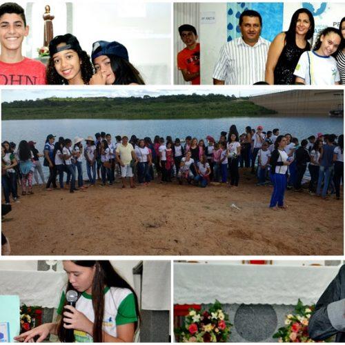 FRANCISCO MACEDO   Escola Eleúza M. de Alencar promove III Conferência Infantojuvenil pelo Meio Ambiente
