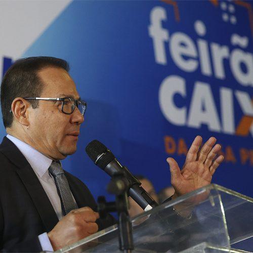 Com indicação de Ciro Nogueira, piauiense vai assumir presidência da Caixa Econômica