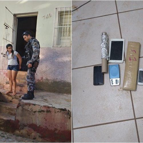 PM desarticula boca de fumo e prende uma mulher em Picos