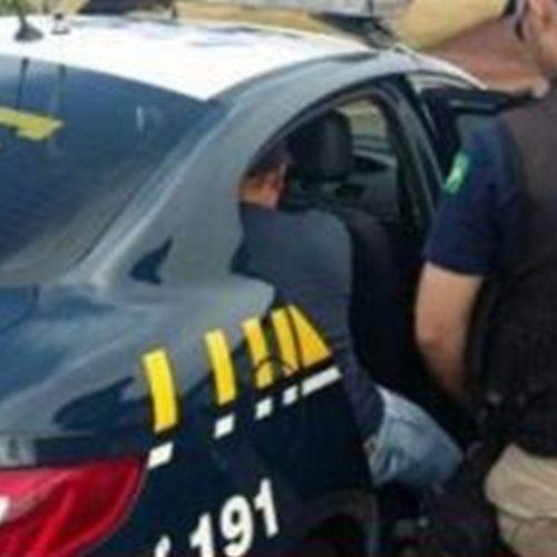 Acusado de tentativa de homicídio é preso durante blitz em Picos