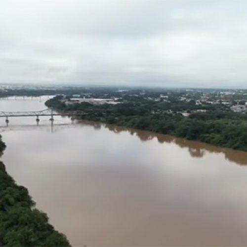 No Piauí, 15 mil pessoas estão em área de risco; 12 municípios estão em alerta