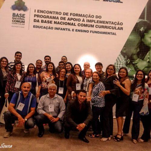 Fronteirense está entre os 22 escolhidos do Piauí para participar da BNCC