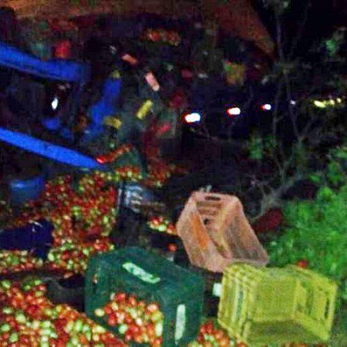 Motorista morre em acidente na BR 407, em Jacobina do Piauí
