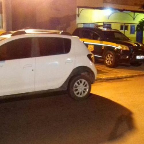 Vereador de Monsenhor Hipólito é detido com veículo clonado em Picos