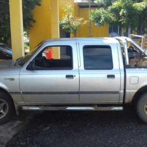 Veículo roubado no Tocantins é recuperado em Picos