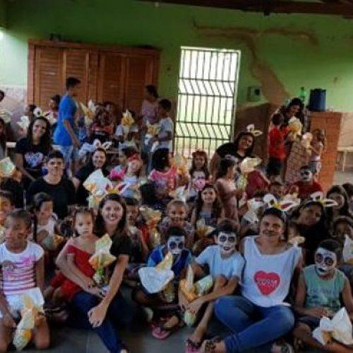 Projeto de Picos ajuda crianças e famílias carentes da região