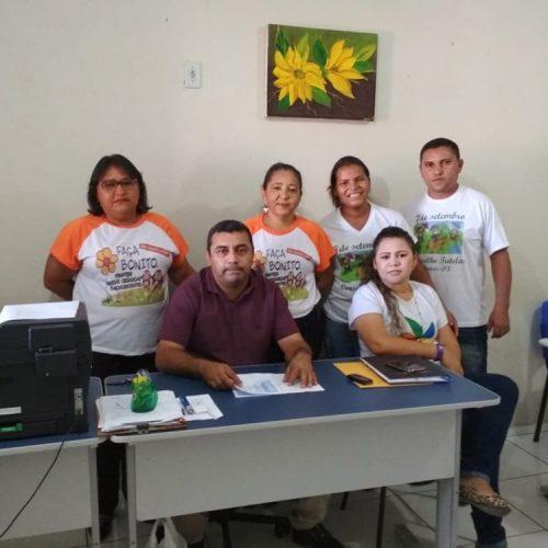 Prefeito de Jaicós visita Conselho Tutelar e anuncia aquisição de Kit com carro, notebooks, impressora, refrigerador e bebedouro