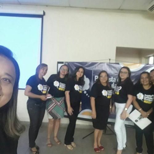 Educação de Vila Nova participa de oficina para Elaboração de Proposta Curricular Municipal