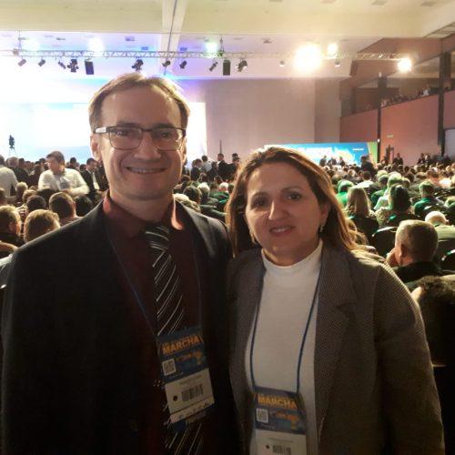 Em Brasília, prefeito Chico Carvalho participa do maior evento municipalista do país