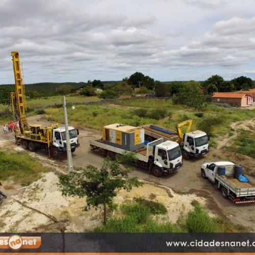 Prefeitura de Geminiano investe na perfuração de poços para ampliar o acesso à água