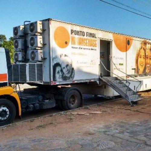 JAICÓS | Carreta da Saúde oferecerá exames gratuitos para diagnóstico da Hanseníase