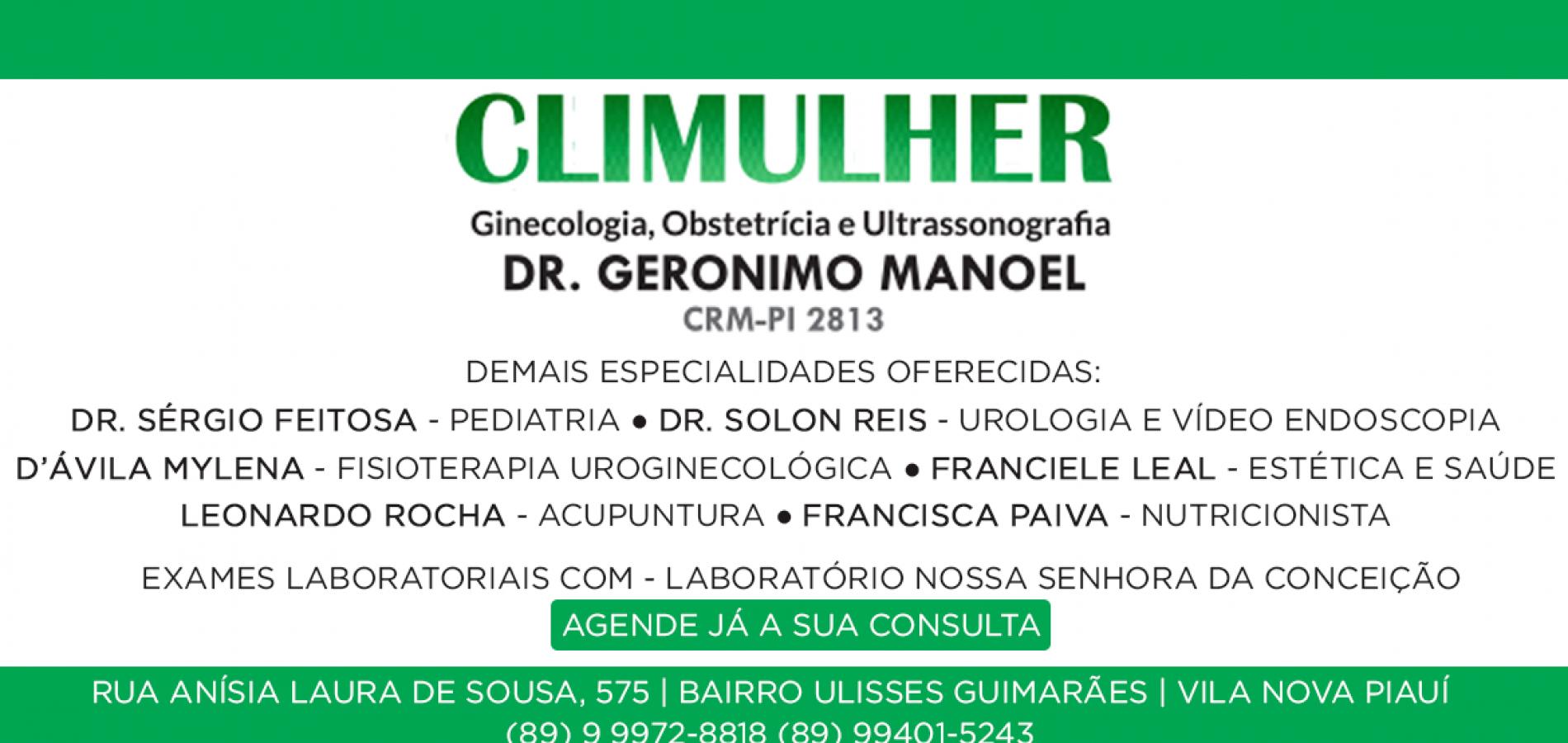 Clínica Climulher se destaca na oferta de serviços médicos em Vila Nova do Piauí