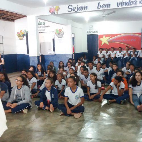 Campo Grande do PI realiza ações de combate ao abuso e exploração sexual de crianças e adolescentes